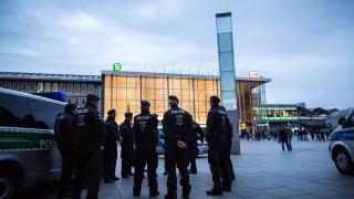 Situation am Hauptbahnhof in Köln