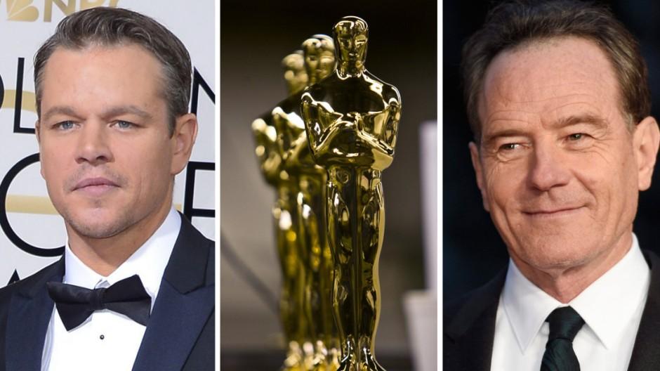 Oscar-Nominierungen: Bester Hauptdarsteller