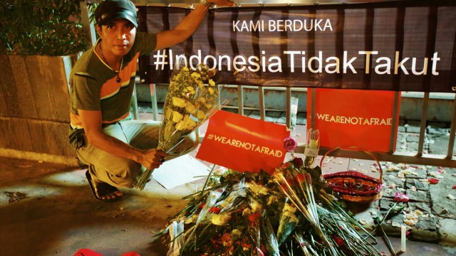 Islamic State Claims Jakarta Attack