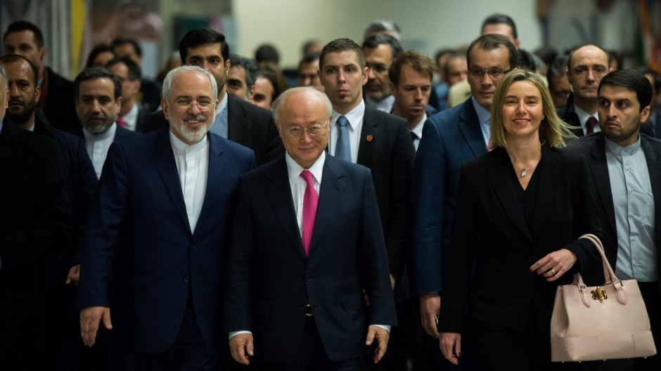 E3+3 and Iran Talks in Vienna