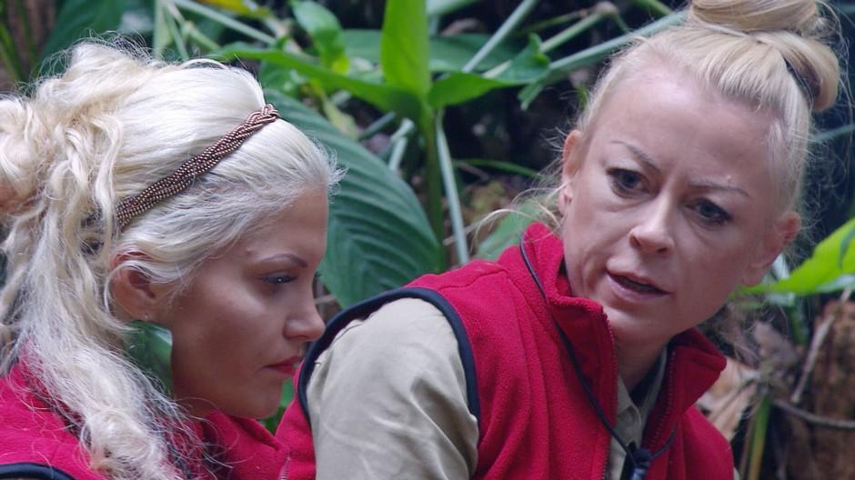 Dschungelcamp, RTL, Sophia Wollersheim und Jenny Elvers