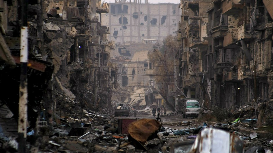 Islamischer Staat Krieg in Syrien