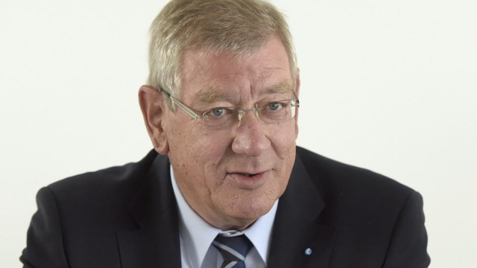 Präsident von METALL NRW, Arndt G. Kirchhoff