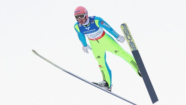 FIS Ski Flying World Championship 2016 - Day 3