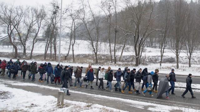 Thema des Tages Grenzfragen