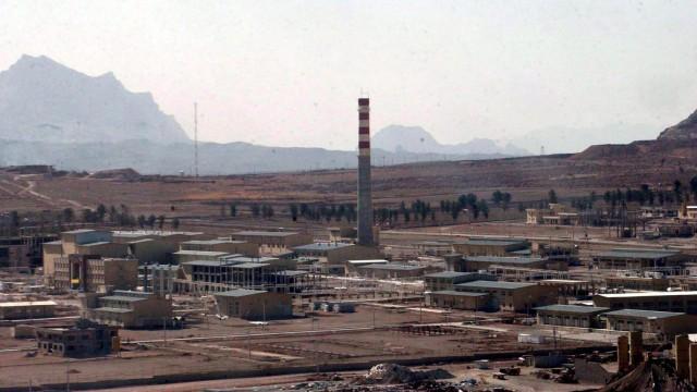 Atomkraftwerk in Iran