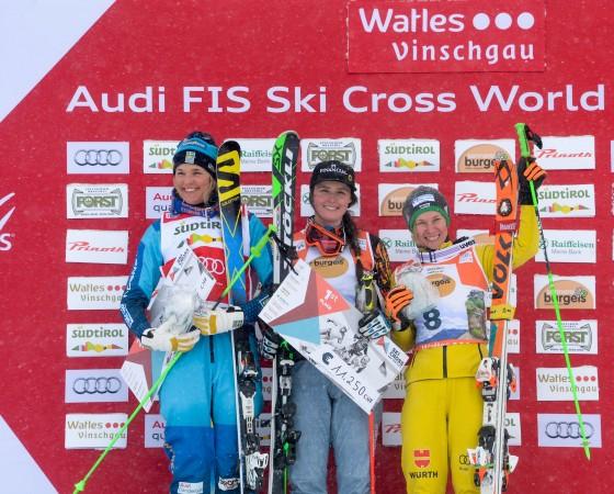 FREESTYLE SKIING FIS WC Watles WATLES ITALY 17 JAN 16 FREESTYLE SKIING FIS World Cup Ski Cros