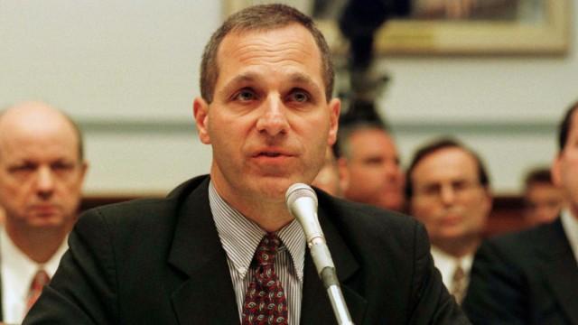 FBI HEAD LOUIS FREEH TESTIFIES IN WASHINGTON