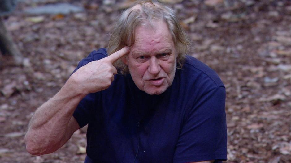 RTL-Dschungelcamp, Gunter Gabriel