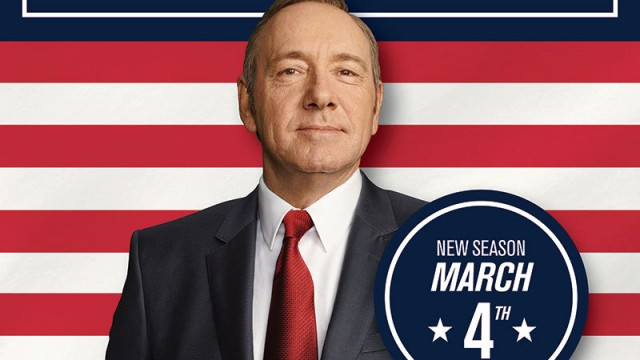 'House of Cards', Staffel vier ab 4. März bei Sky