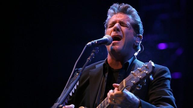 Glenn Frey bei einem Auftritt im Jahre 2008.