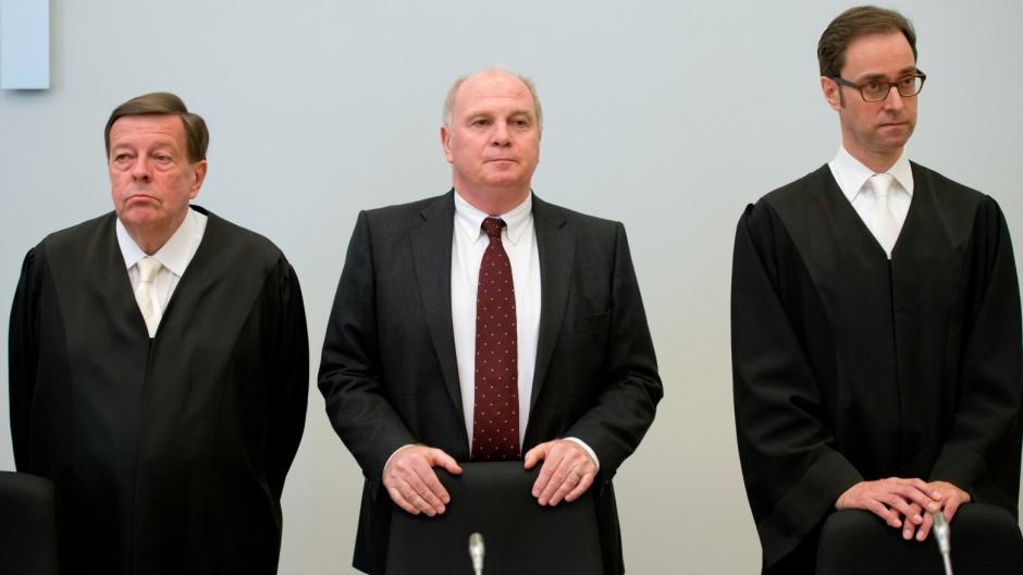 Hoeneß wird vorzeitig aus der Haft entlassen