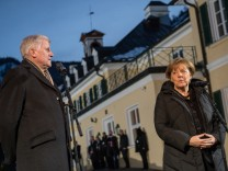 Merkel in Wildbad Kreuth