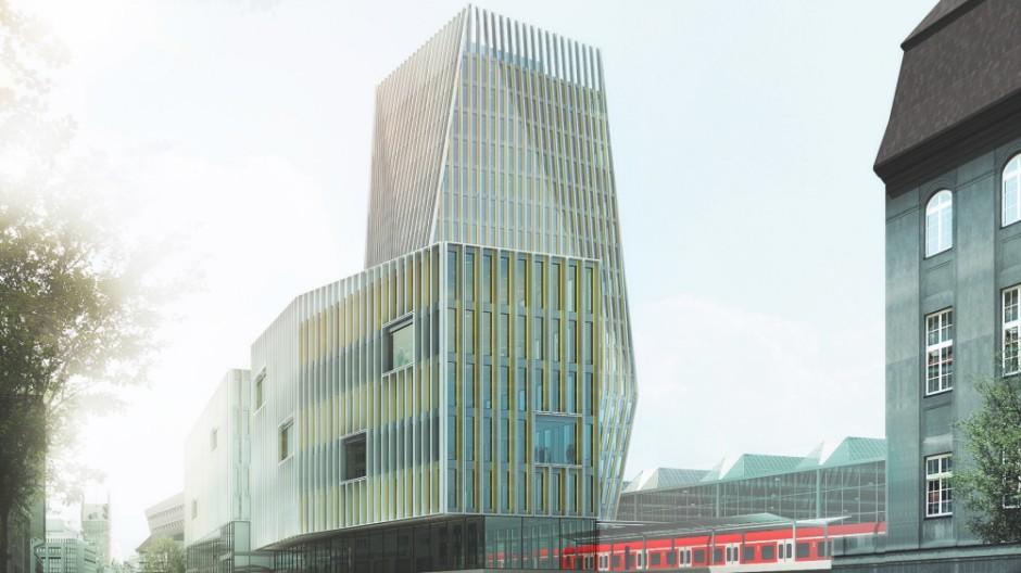 Süddeutsche Zeitung München Wegen Altstadt-Silhouette