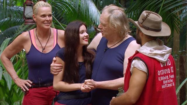 RTL-Dschungelcamp, Abschied von Gunter Gabriel