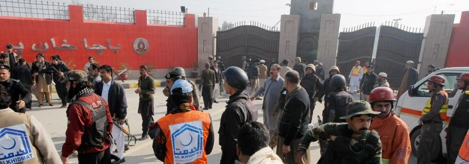 Pakistan Terrorismus