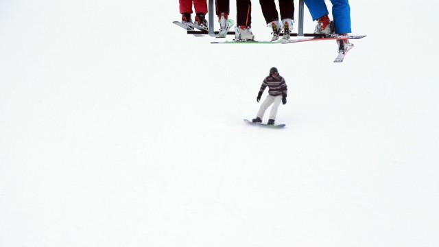 Skigebiet Westendorf bei Kitzbühel, 2013