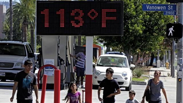 Klima US-Behörde