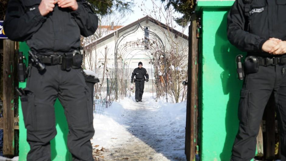 Polizei München Bei München