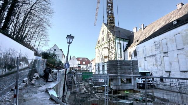 Freising Sozialer Wohnungsbau