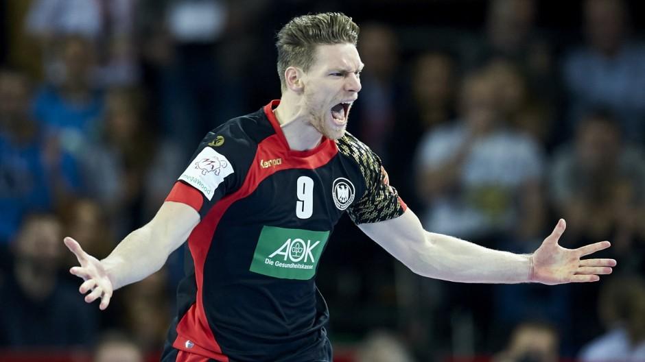 Germany v Slovenia - Men's EHF European Championship 2016