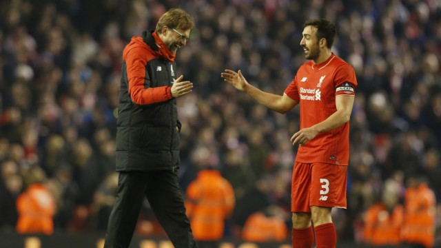 Liverpool v Exeter City - FA Cup Third Round Replay