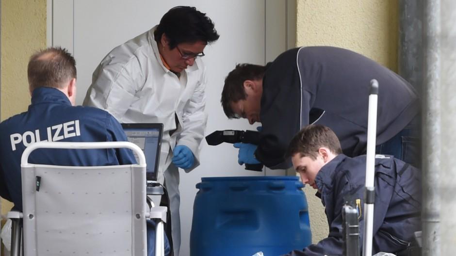 Prozessbeginn nach Terrorverdacht in Oberursel