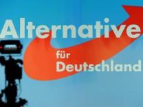 AfD nicht bei TV-Debatte vor Wahl dabei