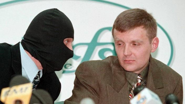 Alexander Litwinenko
