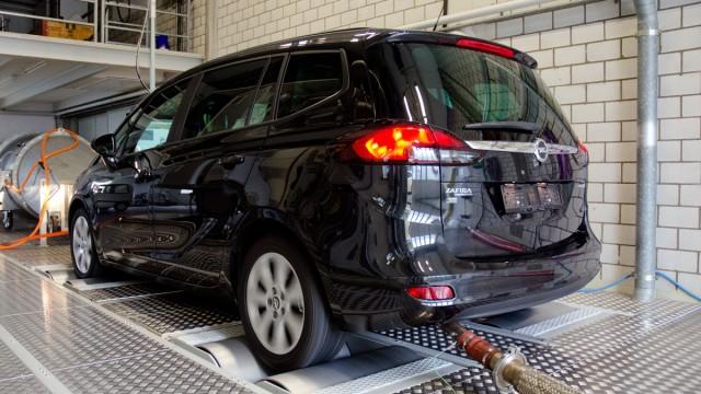 Opel Ermittlungen im Abgasskandal