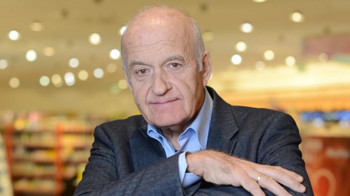 Götz Werner, Gründer der Drogeriemarkt-Kette dm