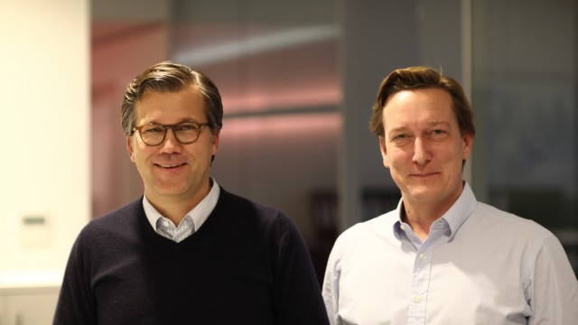 Michael Ehret und Stefan Klein Projektentwickler