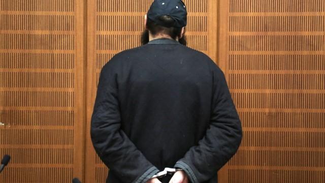 Halil D. Trial Begins In Frankfurt