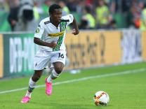 FC St. Pauli v Borussia Moenchengladbach  - DFB Cup; Traoré