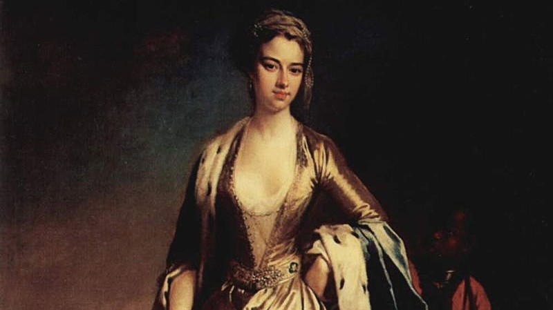 Mary Wortley Montagu