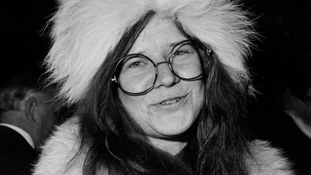 Janis In Furs