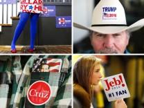 Wahlkampf USA 2016