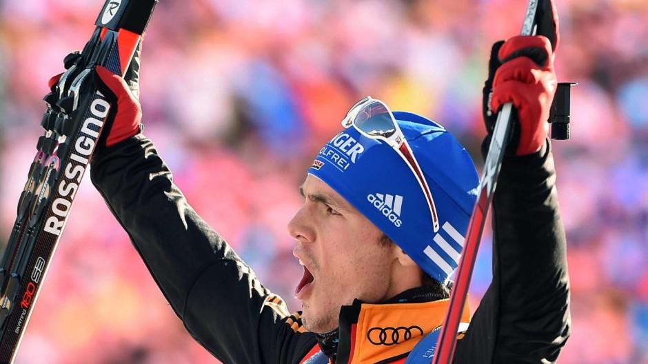 Biathlon - Simon Schemp