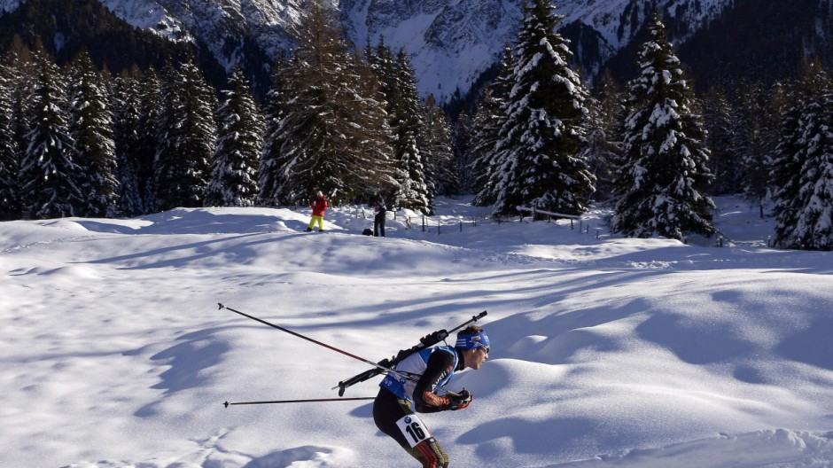 Biathlon World Cup in Anterselva