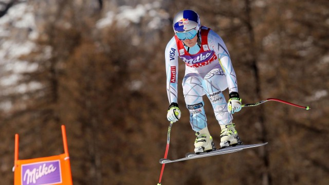 Alpine Skiing World Cup in Cortina d'Ampezzo