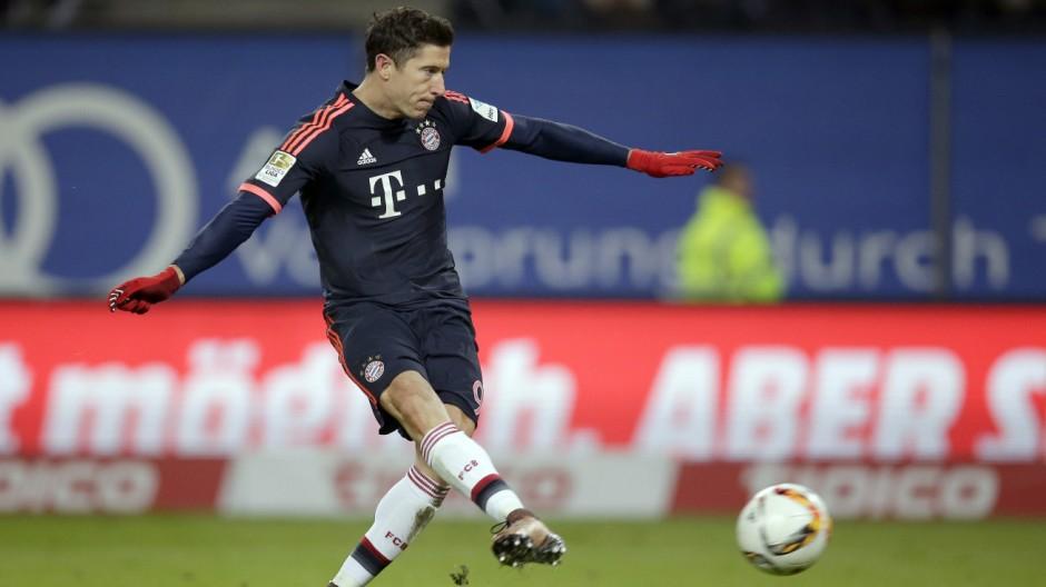 Sport am Wochenende Bayerns Elfmeter