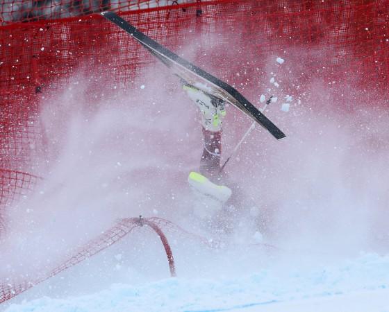 Ski Alpin Weltcup Saison 2015 2016 76 Hahnenkamm Rennen Abfahrt Training 23 01 2016 Aksel Lund Sv