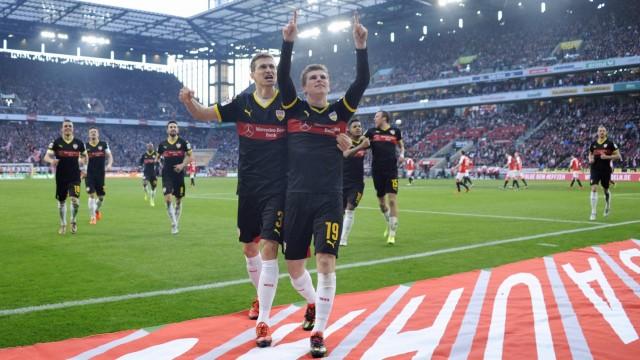 Fussball Bundesliga Deutschland Herren Saison 2015 2016 18 Spieltag Rhein Energie Stadion Köl