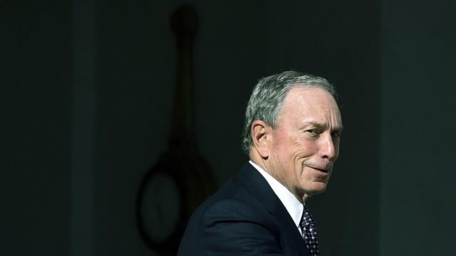 Michael Bloomberg US-Wahl