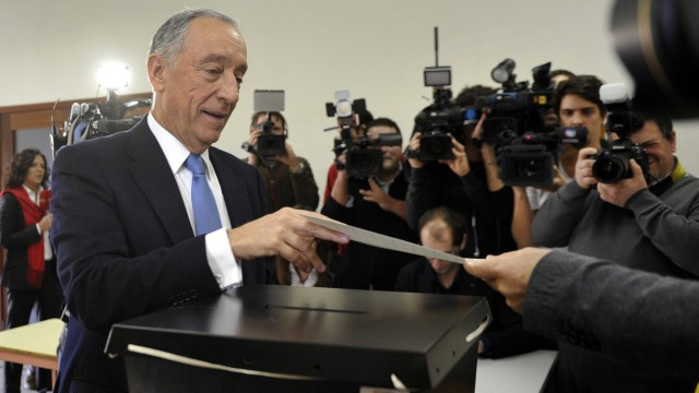 Presidential elections in Portugal