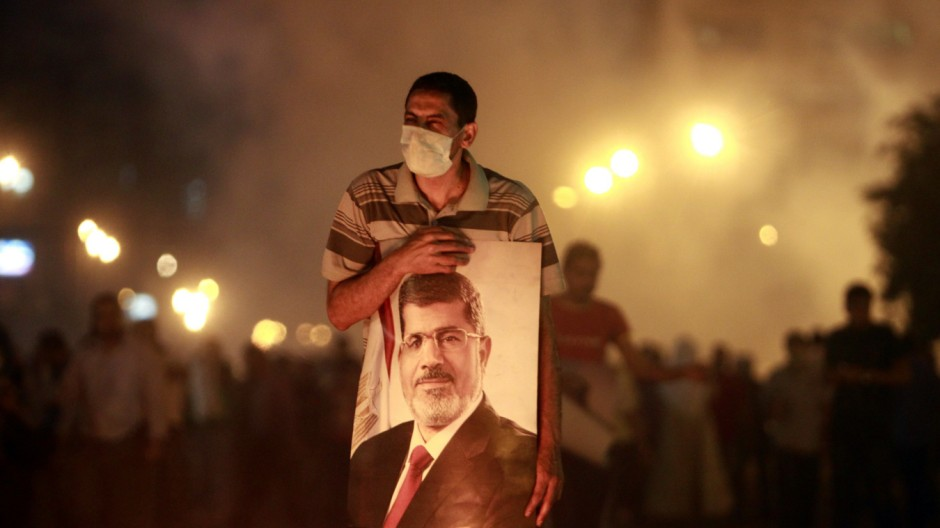 From the Files: Mursi Sentenced to 20 Years