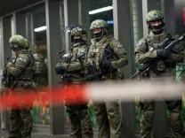 Pk Polizeipräsident nach Terroralarm