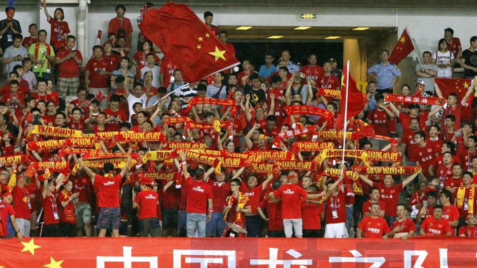 China PR v Japan - EAFF East Asian Cup 2015; China