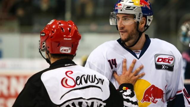 Ice hockey Eishockey DEL Ingolstadt vs RB Muenchen INGOLSTADT GERMANY 04 DEC 15 ICE HOCKEY D; Eishockey