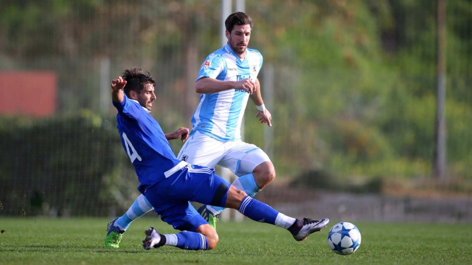 2. Fussball Bundesliga TSV 1860 München Trainingslager in Estepona